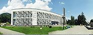Панорама и фотографии площади Железноводской грязелечебницы