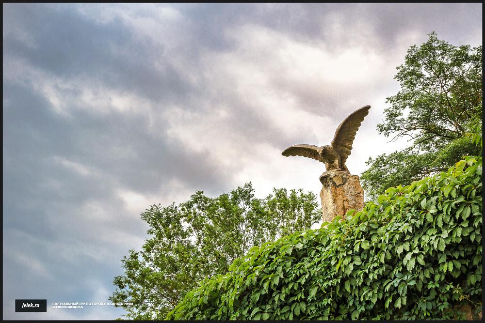 Железноводск орел на озере