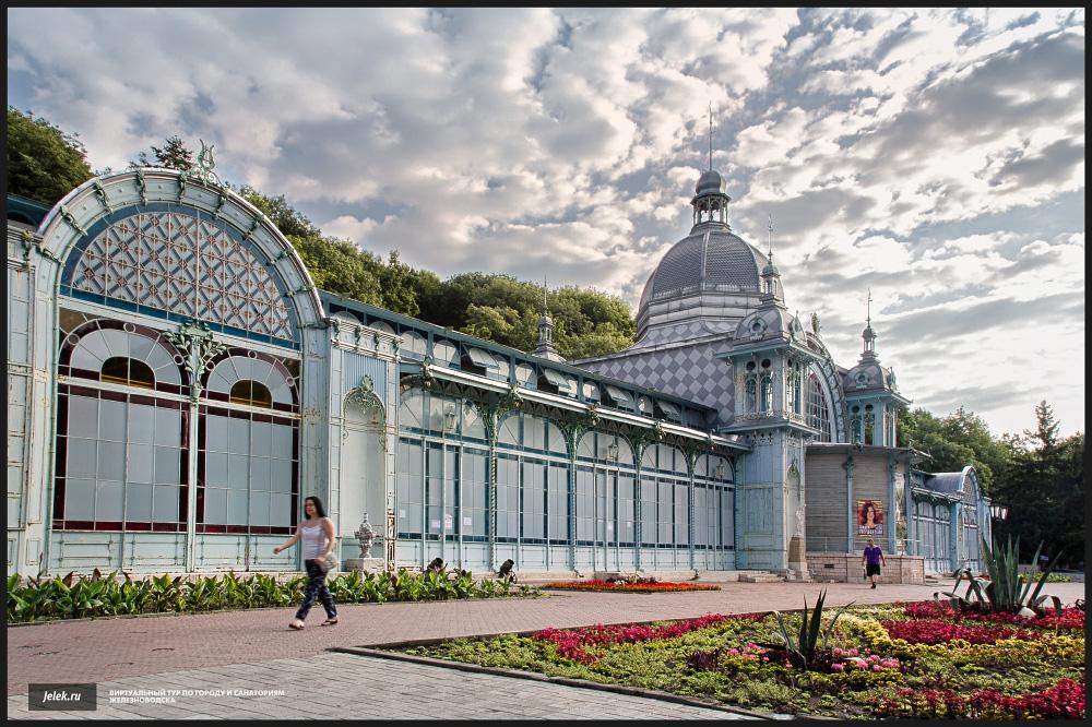 Железноводск Пушкинская галерея
