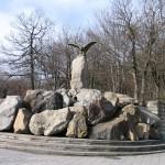 Орел Железноводск весной