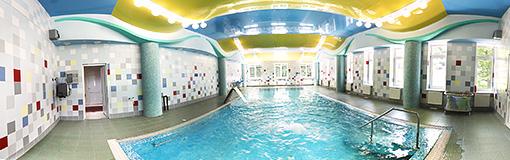 Санаторий 30 лет победы, фотография бассейна