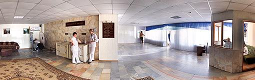 Санаторий Железноводска 30 лет победы, виртуальный тур