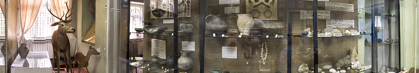 Экспозиция «Первые поселенцы Железноводска»