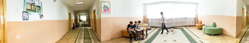 Жилой корпус санатория им. Крупской