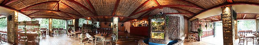 Летнее кафе ресторана Эйлат, Железноводск