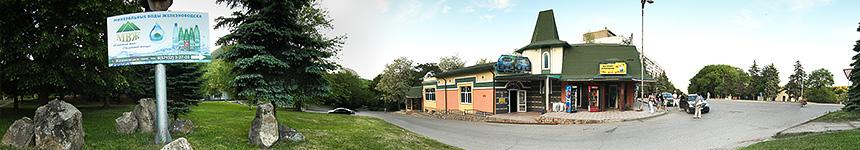 Ресторан Эйлат города Железноводска