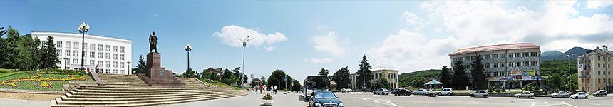 Площадь им. Ленина