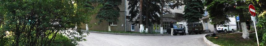 Городская поликлиника Железноводска