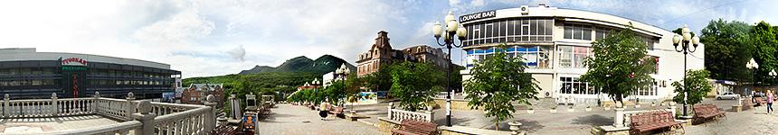 Универмаг по ул. Чайковского, Железноводск