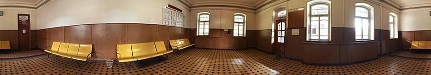 Железнодорожный вокзал Железноводска