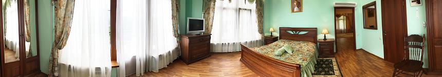 Номер второго этажа гостевого дома Княжна Мери