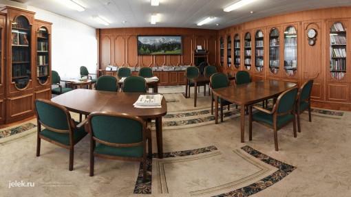 Библиотека санатория Горный воздух фото
