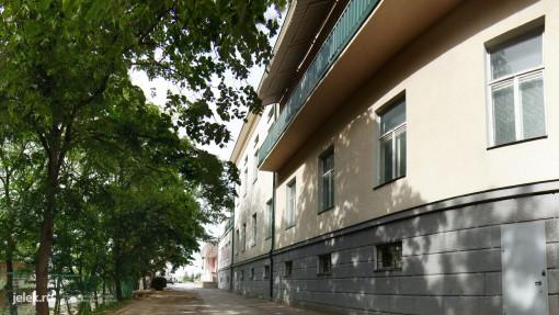 Фото корпуса В санатория