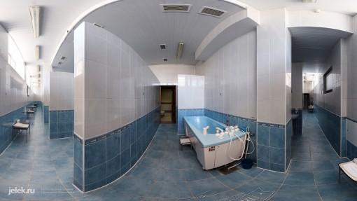 Фото минеральных ванн санатория Горный воздух