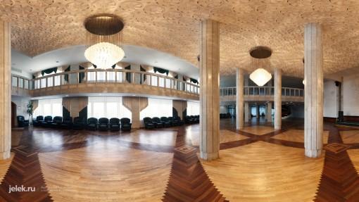 Фото танцевального зала санатория Горный воздух