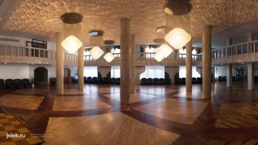 Фото танцевального зала санатория Горный воздух Железноводск
