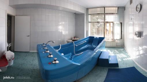 Фото ванн санатория Горный воздух