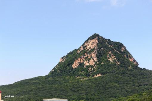 Гора Развалка в Железноводске фото