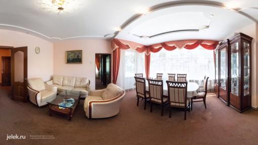 Гостинная апартаментов санатория Горный воздух