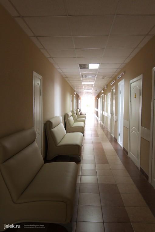 Фото этажа ЛДЦ санатория Горный воздух
