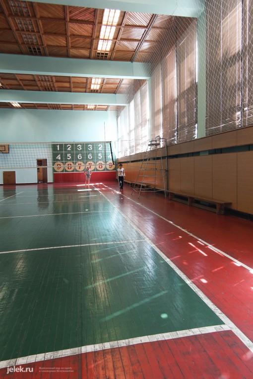 Спортзал санатория