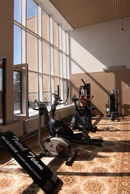 Лаз лечебной физкультуры санатория Горный воздух