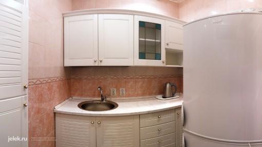 Кухня апартаментов санатория Горный воздух