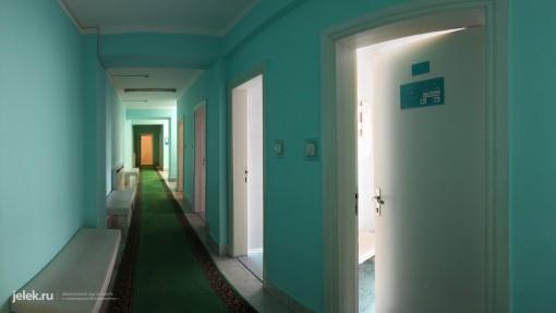 Отделение гидропроцедур санатория Горный воздух