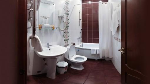 Фото ванны номера Горный воздух
