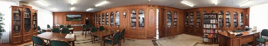 Библиотека санатория Горный воздух