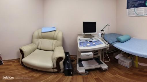 Кабинет урологии в санатории