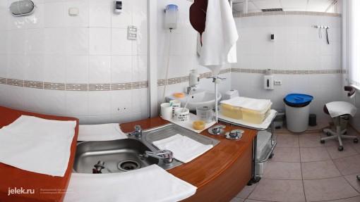 Кишечные процедуры в санатории