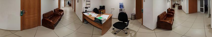 Лечебный корпус санатория Плаза (1 этаж )