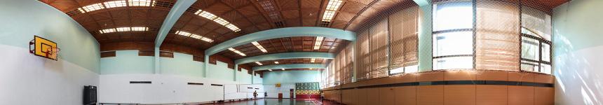 Спортзал санатория «Горный воздух»