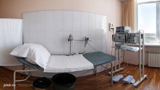 Урологические процедуры санатория Горный воздух