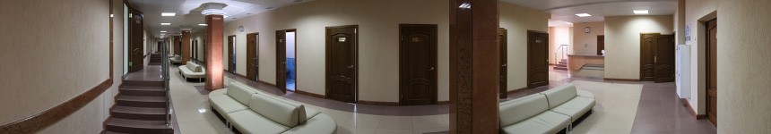 Ванное отделение санатория «Горный воздух»
