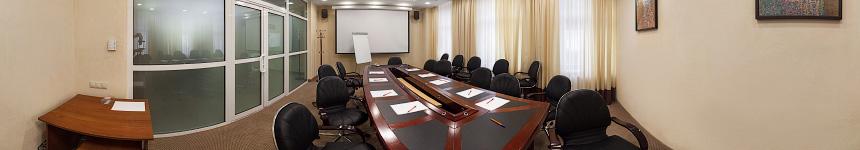 Зал переговоров санатория «Плаза»