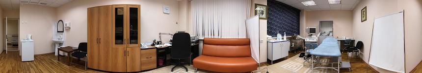 Кабинет УЗИ санатория «Горный воздух»