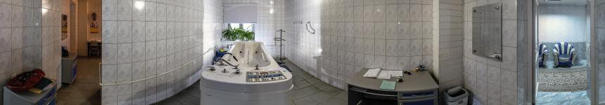 Гидромассажные ванны санатория Кирова