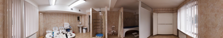 Гидропроцедуры санатория Плаза