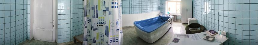 Минеральные ванны, гидромассаж