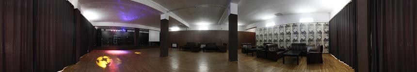 Танцевальный зал санатория Бештау