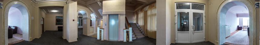 Третий этаж санатория им. Кирова