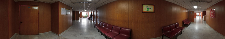 Грязелечебница 4 этаж (процедурный)
