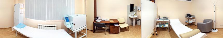 Кабинет массажа и мануальной терапии