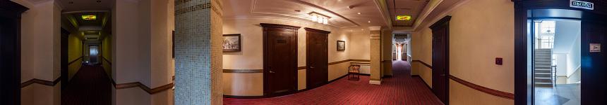 Второй этаж (номера)