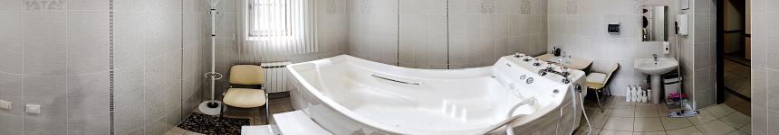 Гидромассаж и минеральные ванны
