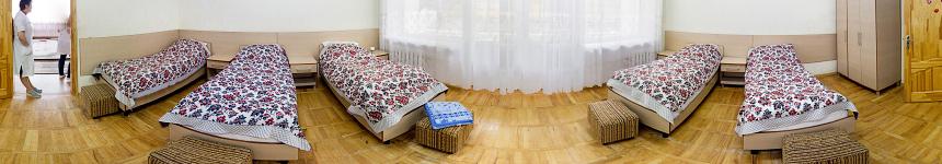 Стандартная палата санатория им. Крупской